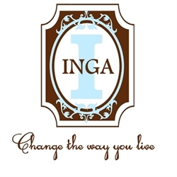 Organizing By Inga / Estate Sale Logo