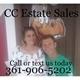 CC Estate Sales Logo