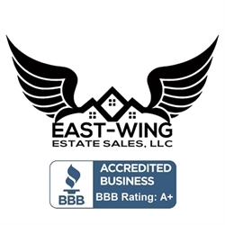 East-wing Estate Sales Logo