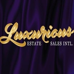 Luxurious Estate Sales Intl. Logo