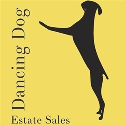 Dancing Dog Estate Sales Logo