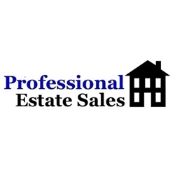 Professional Estate Sales, LLC Logo