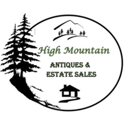 High Mountain Antiques & Estate Sales LLC Logo