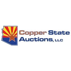 Copper State Auctions, LLC Logo