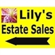 Lily's Estate Sales LLC Logo