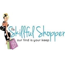 The Skillful Shopper Estate Sales Logo