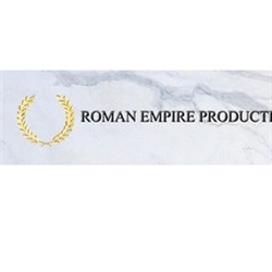 Roman Empire Productions, LLC. Logo