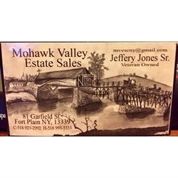 Mohawk Valley Estate Sales Logo