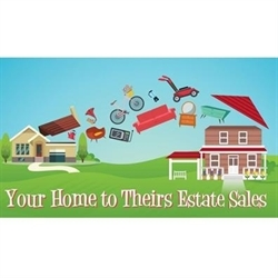 Your Home To Theirs Estate Sales Logo