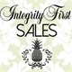 Integrity First Sales Logo