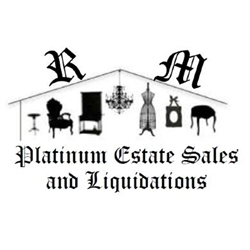 R M Platinum Estate Sales And Liquidations Logo