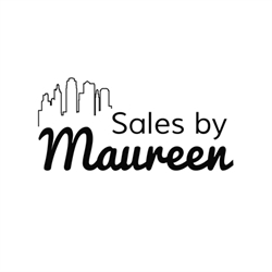 Sales by Maureen Logo