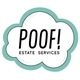 Poof Estate Services Logo