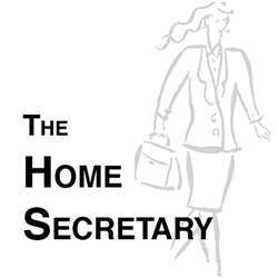 The Home Secretary Logo