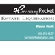 Harmony Rocket Estate Liquidation Logo