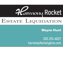 Harmony Rocket Estate Liquidation