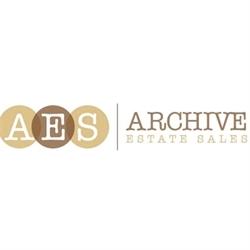 Archives Estate Sales LLC Logo