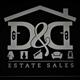 D&D Estate Sales Logo