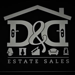 D&D Estate Sales Logo