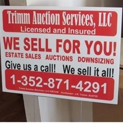 Trimm Auction Services, LLC Logo