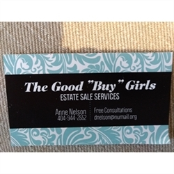 "The Good ""Buy"" Girls Logo"