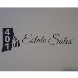 401 Estate Sales Logo