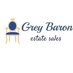 Grey Baron Estate Sales LLC Logo