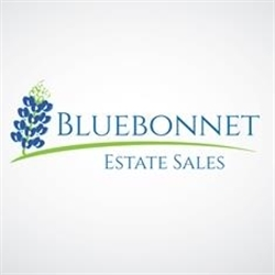 Bluebonnet Estate Sales Logo