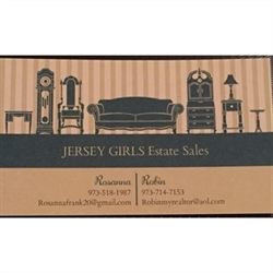 Jersey Girls Estate Sales Logo