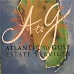 Atlantic to Gulf Estate Services Logo