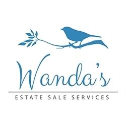 Wanda's Estate Sale Service Logo
