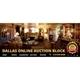 Dallas Online Auction Block Logo