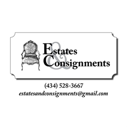 Estates And Consignments Logo