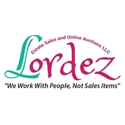 Lordez Estate Sales and Online Auctions LLC Logo