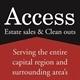 Access Estate Sales Logo