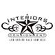 Interiors Consignment Estate Sale Services Logo