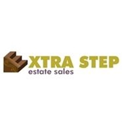 Extra Step Estate Sales LLC Logo