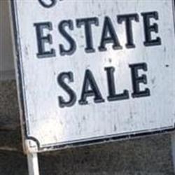 Estate Sales By Toni Logo