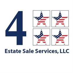 4 Star Estate Sale Services LLC Logo