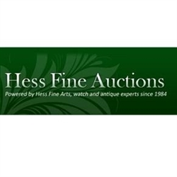 Hess Fine Auctions Logo