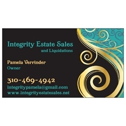 Integrity Estate Sales And Liquidations Logo