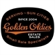 Golden Oldies Moving & Estate Sales Logo