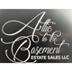 Attic To The Basement Estate Sales Logo