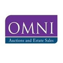 Omni Auctions and Estate Sales Logo