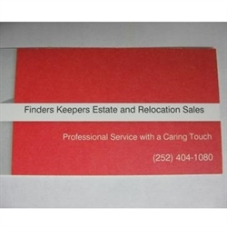 Finders Keepers Estate & Relocation Sales Company, L.L.C.