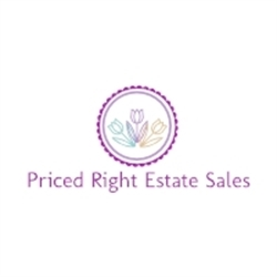 Priced Right Estate Sales Logo
