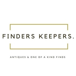 Finders Keepers Auction House Logo