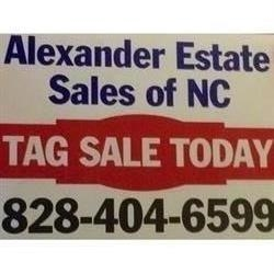 Alexander Estate Sales Of NC Logo