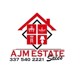 Ajm Estate Sales And Personal Property Appraisals Logo