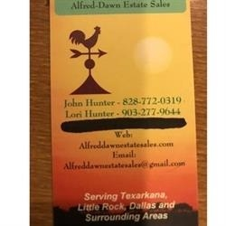 Alfred Dawn Estate Sales Logo